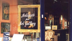 Antiques and Art Gallery
