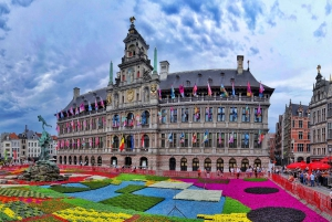 Antwerp Private Tour From Brussels