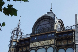 Antwerp to Brussels: Private Culture and Discovery Day Tour