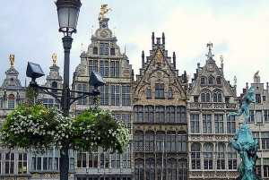 Antwerp Tour From Brussels