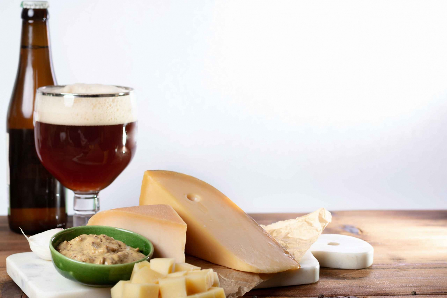 Belgian Beer and Food Pairing in Brussels