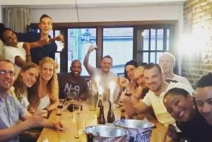 Belgian Beer Tasting & Course