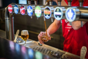 Belgian Beer Tasting Tour