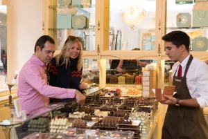 Belgian Chocolate Tasting Tour