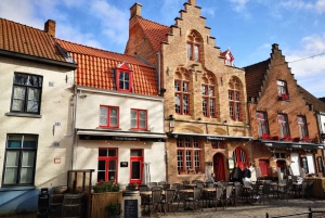 Bruges Full-Day Guided Tour from Brussels