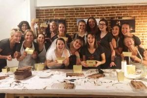 Brussels: 2.5-Hour Belgian Chocolate Making Workshop