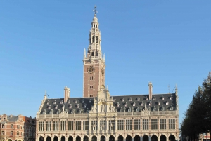 Brussels: 3-Day Belgium Discovery Tour by Bus