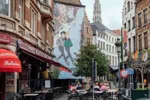 Brussels 90-Minute Kickstart Tour