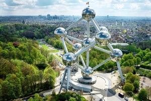 Brussels Atomium Admission Ticket