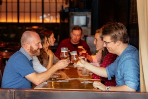 Brussels: Beers and Breweries Private Tour
