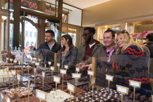 Brussels: Belgian Chocolate Tasting Tour