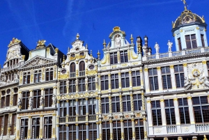 Brussels: Chocolate Workshop and Guided Walking Tour