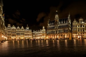 Brussels Culinary Evening Tour