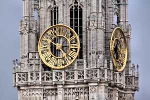 Brussels: Full-Day Antwerp and Ghent Guided Tour