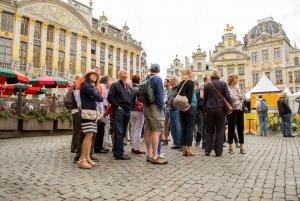 Brussels: Grand City Bus Tour