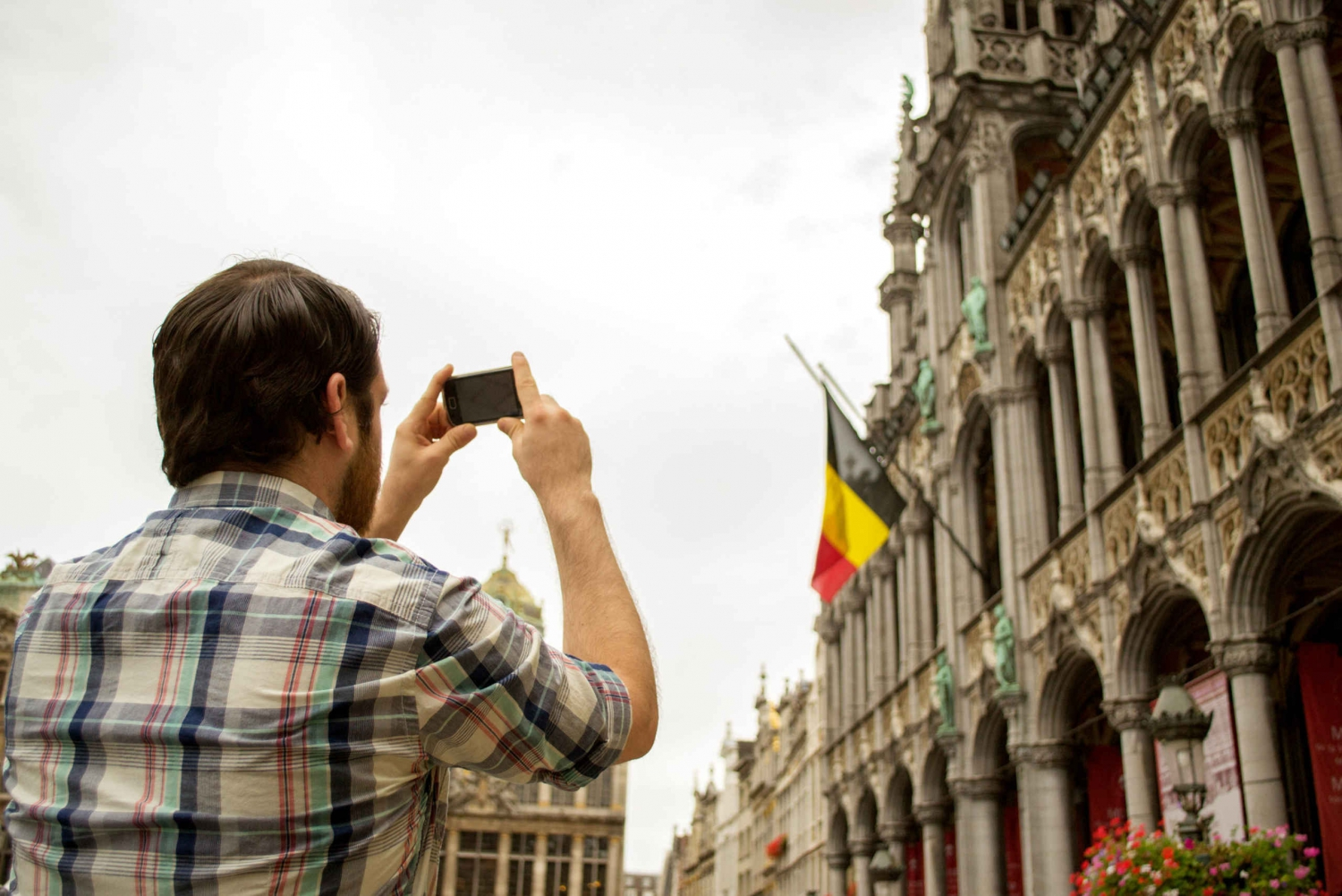 Brussels Grand City Tour