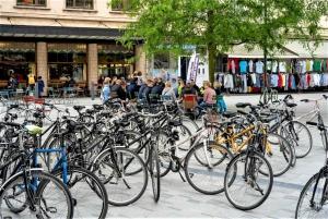 Brussels: Highlights and Hidden Gems Guided Bike Tour