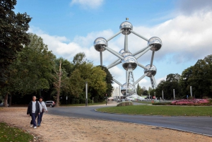 Brussels Hop-On Hop-Off Guided Sightseeing - 24h/48h-Ticket