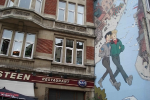 Brussels: Private 3-Hour Sightseeing Walking Tour