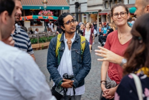Brussels: Private 90-Minute Kickstart Tour