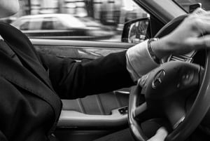 Brussels: Private Airport Transfer to the City