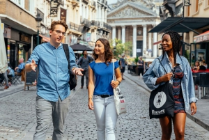 Brussels: Private Food Tour with 10 Tastings