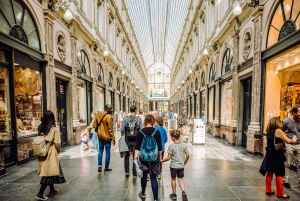 Brussels: Private Personalized Walking Tour