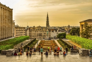 Brussels: Private Transfer to/from Brussels Airport (BRU)