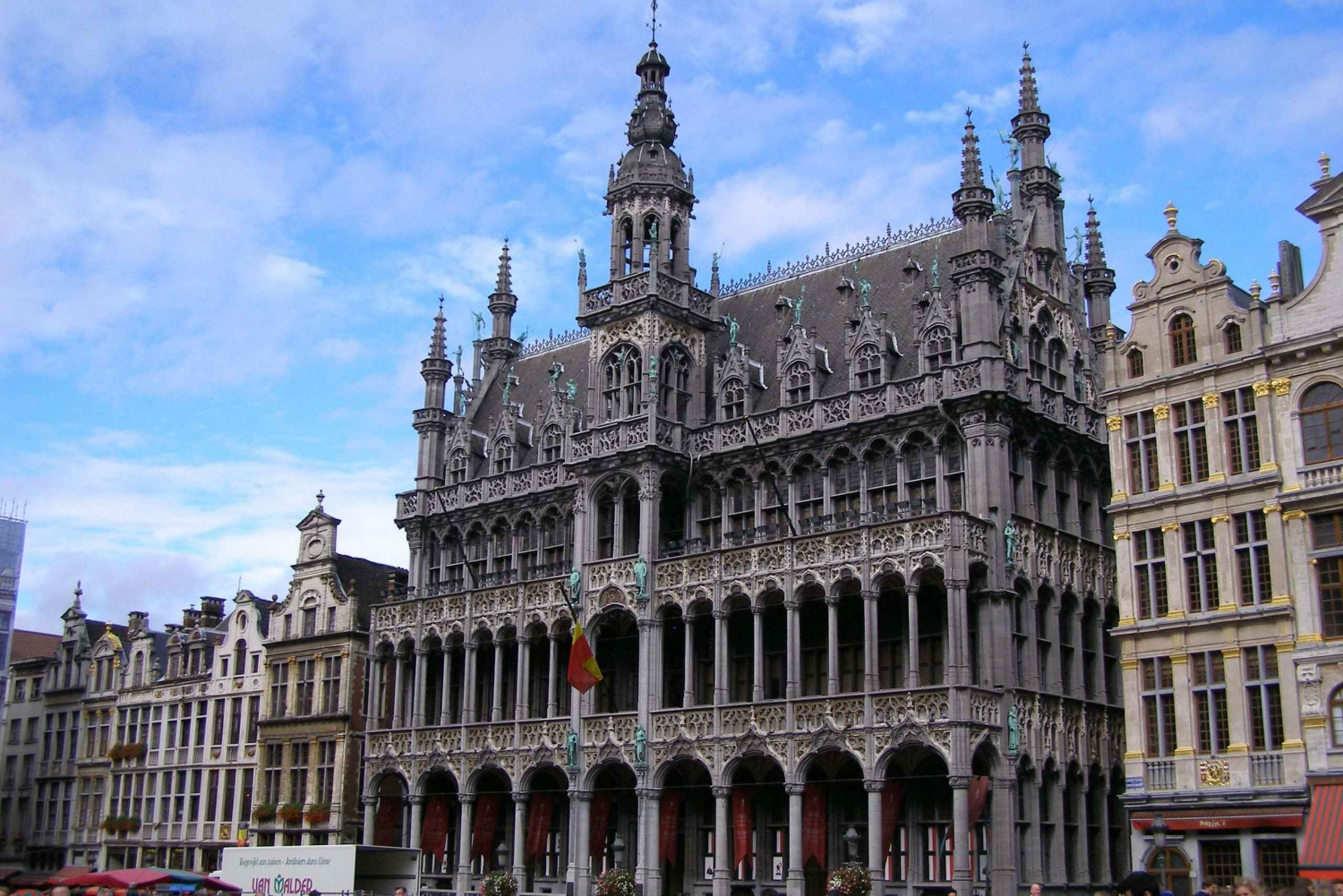 Brussels Small Group Walking Tour