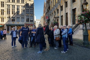 Brussels: Walking Tour With Tastings
