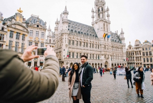 Explore Brussels with a Local at Christmas