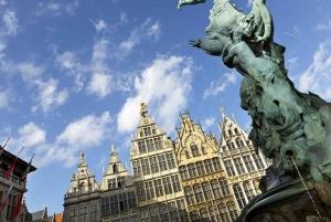 From Antwerp & Mechelen Guided Bus Trip