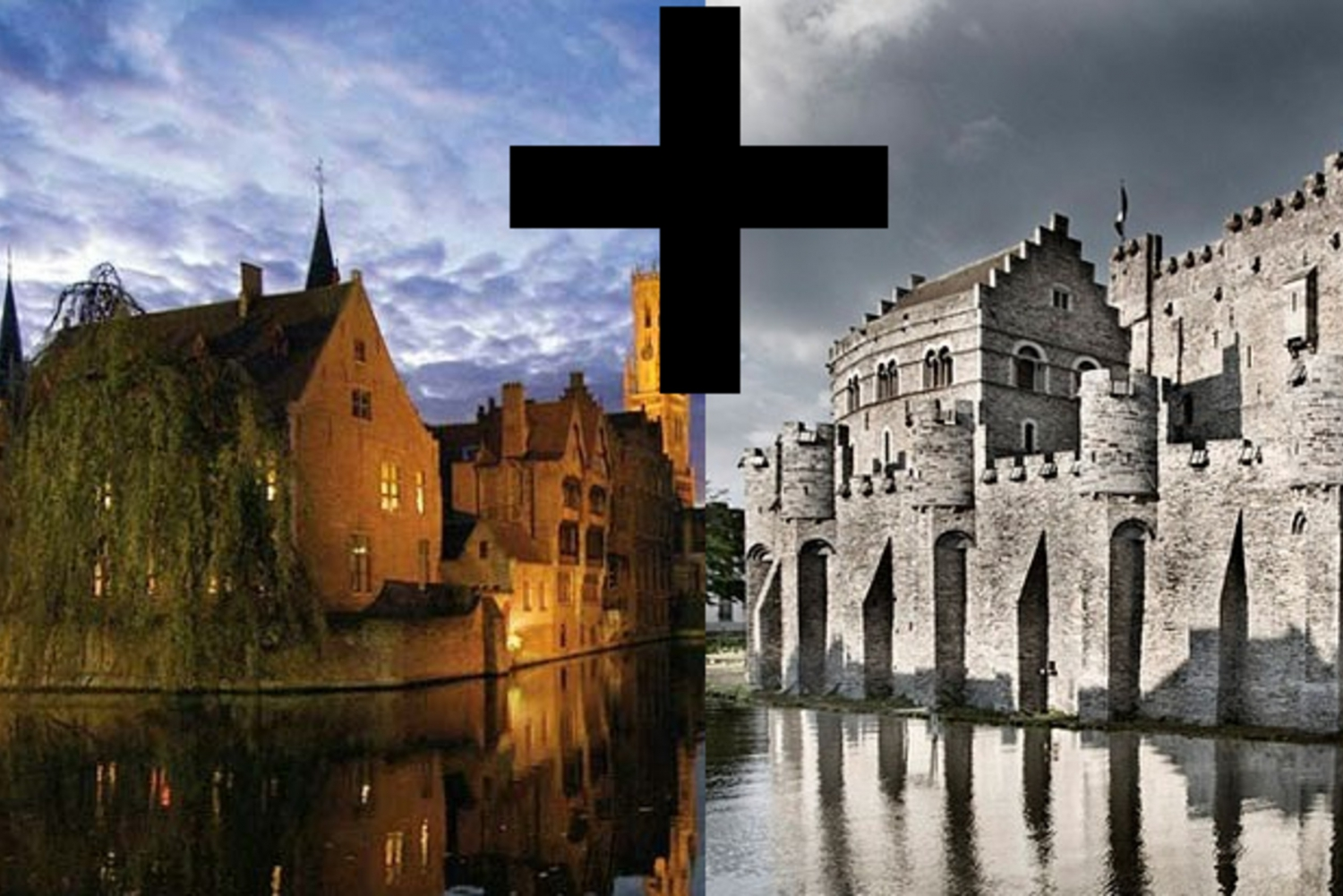 From Bruges and Ghent in a Day Guided Tour