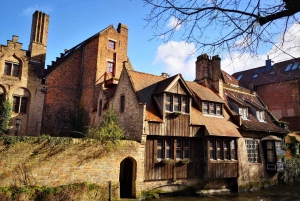 From Brussels: Bruges and Ghent in a Day Guided Tour