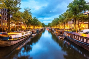From Brussels: Day Trip to Amsterdam
