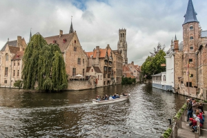 From Brussels: Day Trip to Bruges by Train