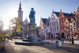 From Brussels: Full-Day Excursion to Bruges & Ghent