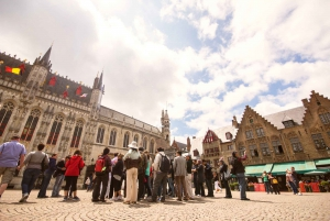 From Brussels: Ghent and Bruges Day-Tour