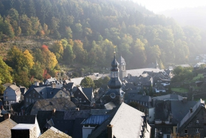 From Brussels: Tour of Cologne and Postcard Town of Monschau