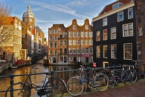 From Day Trip to Amsterdam