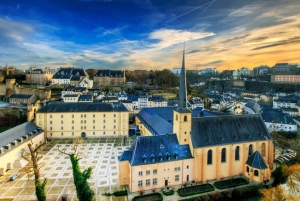 From Day Trip to Luxembourg City