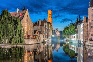 From Full-Day Excursion to Bruges & Ghent