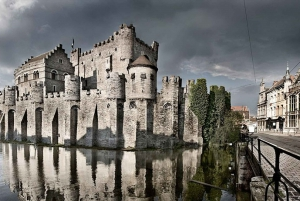 From Full-Day Guided Tour of Ghent in Spanish