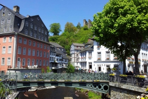 From Tour of Cologne and Postcard Town of Monschau