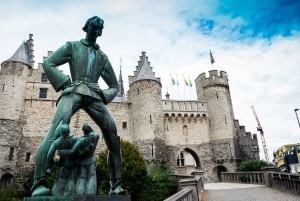 Full-Day Antwerp and Ghent Guided Tour