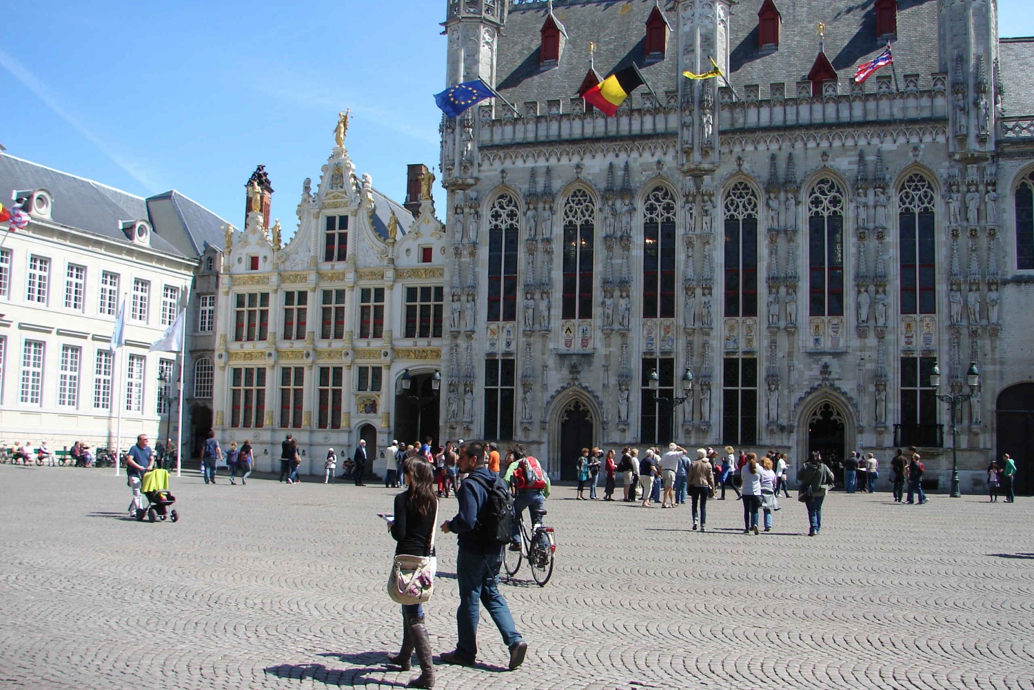 Full Day Private Excursion to Bruges as from Brussels