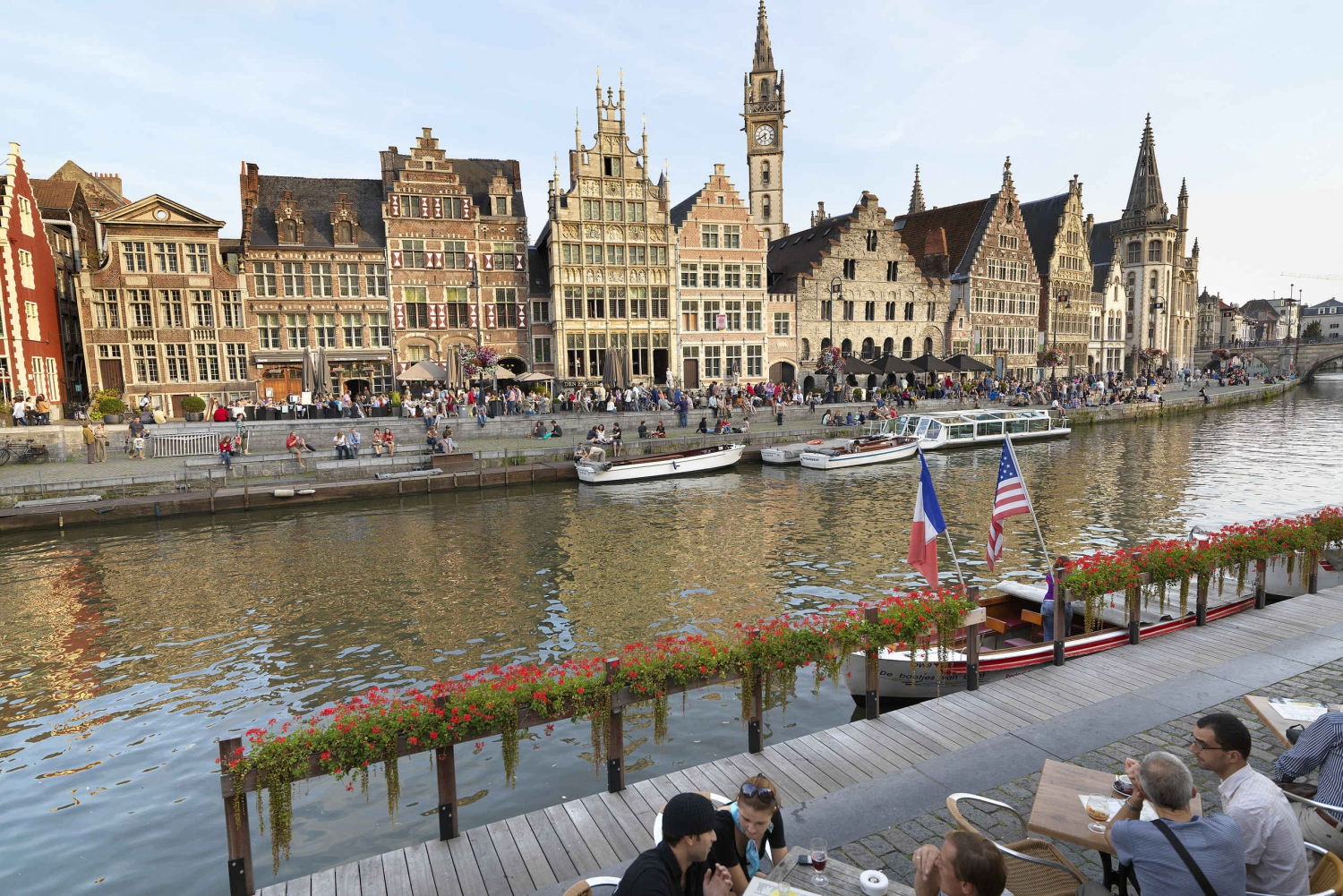 Full Day Private Excursion to Ghent as from Brussels