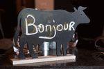 La Vache sur le Toit