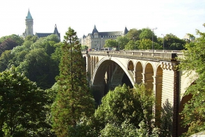 Luxembourg & Dinant: Full-Day Sightseeing Tour from Brussels