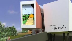 Musée Hergé - Tintin